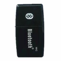 USB Bluetooth v2.1 + EDR Sztereó Audió Rádió / A2DP / Hands Free iPad iPhone Egyéb telefon