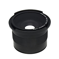 0.35x 52mm de Super Fisheye Grand Angle 52 MM Nikon D7000 D7100 D5200 D5100 D5000 D3100 D3000 D90 D40 D60