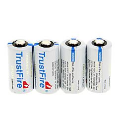 TrustFire CR123A Lithium (4kom)