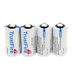 Trust CR123A Lithium (4 stk)