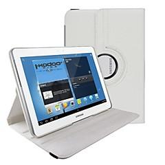 ikodoo ® 360 graus de giro da tampa do caso com suporte para Samsung Galaxy Note 10.1 Tab 10.1 P5100 / P5110/P7500/P7510