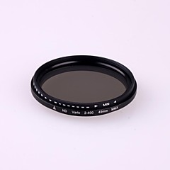 49mm Slim Fader Variable ND Filter Justerbar ND2 til ND400 Neutral Density