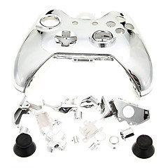 Game Controller Shell Case for Xbox One Silver