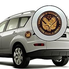 Emblema da águia Padrão Carro Adesivos Decorativos