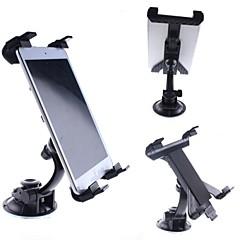 automóvil lechón de cristal para iPad 2 Mini aire del ipad 3 del ipad 2 del ipad Mini iPad mini aire ipad 4/3/2/1 (negro)