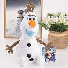 "Elokuvan OLAF lumiukko 9 ""muhkeat pehmeä pehmolelu lelu nukke"