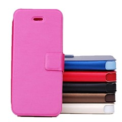Ultra-Thin  Business  Luxury Leather Case for iPhone 5/5S  (Assorted Colors)