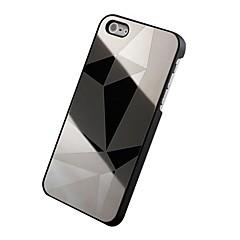 Espelho de alumínio para o iPhone 5 5S Luxury New Arrival rígido Capa