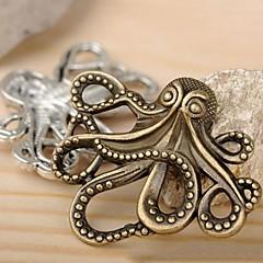 Eruner®42*35MM Alloy Octopus Charms Pendants Jewelry DIY
