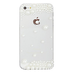 White Pearl Back Case for iPhone 4/4S
