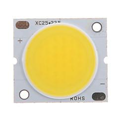 15W COB 1350-1450LM 4500K Natural White Light LED Chip (45-50V, 300uA)
