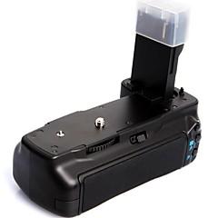 meike® függőleges akkumulátor markolat Canon EOS 5D Mark II bg-e6