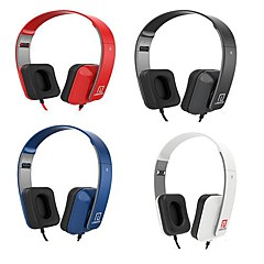 LM-8 High Quality Stereo Headband Headphone with Microphone for iPhone/iPod/iPad and Others (Assorted Colors)