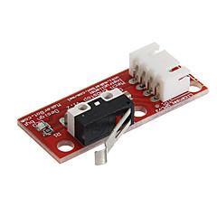 020805 butée fin de course rampes 1,4 mécanique de fin de course pour la 3D imprimante - rouge