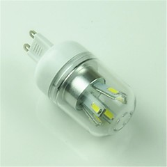 5W G9 LED Corn Lights T 10 SMD 5730 400 lm Cool White Decorative AC 85-265 V