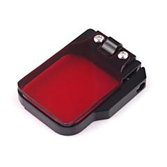 Profesionální vysoká přesnost hliníkové slitiny objektiv potápění filtr pro GoPro hrdina 3
