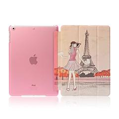 caz fată turn pentru iPad mini 3, iPad mini 2, ipad mini