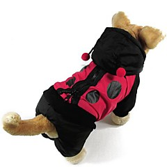 Abrigos para Perros / Gatos Primavera/Otoño S / M / L / XL Algodón