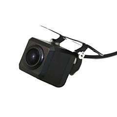 HD Wide View 190 ° Noite Ângulo Visão Waterproof Frente Car / Câmara de visão traseira com suporte ajustável