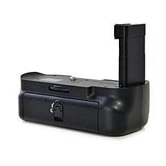 meike® Nikon D5200 pystysuora akkukahva Nikon D5200 kameran en-EL14