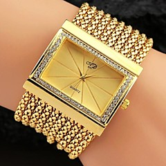 Women's Luxury Lady Alloy Metal Crystal Beaded Tassel Band Quartz Bracelet Watch (Assorted Color) Cool Watches Unique Watches