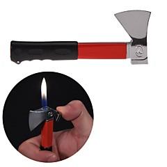 צעצועים יצירתיים מתכת גרזן מציתים (צבע אקראי)