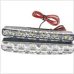 LED - Varselljus ( 6000K , Spotlight
