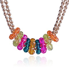 Statement Necklaces Alloy Party / Daily Jewelry