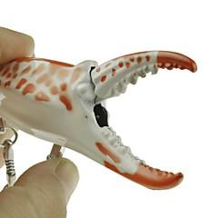 homard créative briquets pince de crabe métalliques jouets
