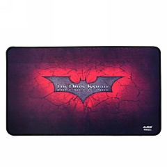 Ajazz the dark knight professionele gaming muismat (42x25x0.2cm) -black