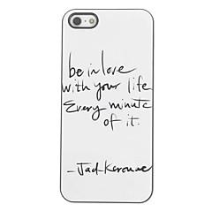 Essere in Love con il caso duro di Life Design in alluminio per iPhone 4/4S