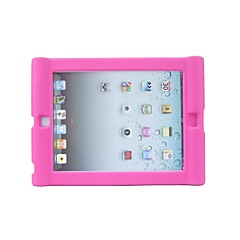 Extreme-Duty Military Transformer Hybrid Shockproof Drop Rresistance Anti-slip Soft Silicone Case Cover for iPad 4/3/2