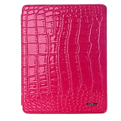 Natusun™ Crocodile Striae Pattern PU Leather Case Full Body Case with Auto Sheep and Wake UP for iPad2/iPad3/iPad4