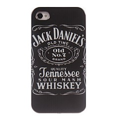 Whiskey Design Hard Case for iPhone 4/4S