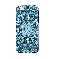 Aztec Mandala Pattern Hard Case for iPhone 5/5S