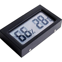 Hygrometer Humidity Thermometer Temp Meter
