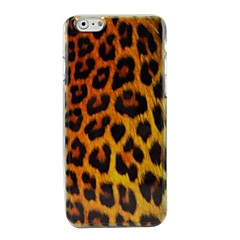 Kompatibilitás iPhone 6 tok iPhone 6 Plus tok tokok Minta Hátlap Case Leopárd minta Kemény PC mertiPhone 6s Plus iPhone 6 Plus iPhone 6s