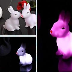 coway doze coelho zodíaco colorido noturna levou