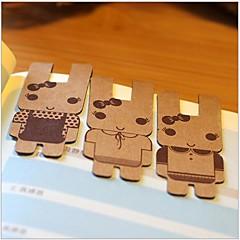 Rabbit Magnet Bookmark(Random Color)