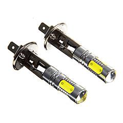 7.5W erittäin kirkas LED H1 päiväajovalojen / auto sumuvalo (dc12-24v 2kpl)