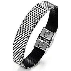 Z&X®  Men's Fashion Personality Titanium Steel Belt Bracelets