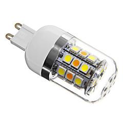 4W E14 / G9 / GU10 / E26/E27 LED a pannocchia T 31 SMD 5050 280 lm Bianco AC 220-240 V