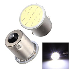 Merdia 1156 2.5W COB 110LM 6000K 11SMD LED Highlight White Light for Car Brake Light / Fog Light