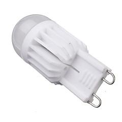 5W G9 Bombillas LED de Mazorca T 2 COB 380 lm Blanco Cálido Regulable AC 100-240 V