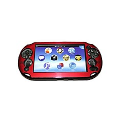 Colorful Aluminum Metal Skin Protective Cover Case for PS Vita PSV PCH-2000
