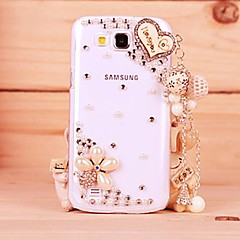 Diamond Pendent Back Cover Cases for SAMSUNG Galaxy Grand I9080/I9082