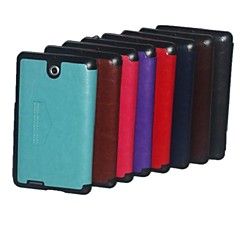 7 Inch Two Folding Pattern High Quality PU Leather for ASUS ME371(Assorted Colors)