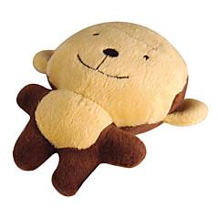 좋은 원숭이 모양 박제 사운드 장난감