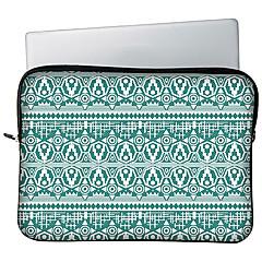"""huado® 13 """"15""""h625894 보헤미안 기하학적 인 도형 패턴 노트북 슬리브 케이스"""