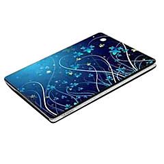 "blåt lys q044 mønster laptop beskyttende hud sticker til 14 ""bærbar"